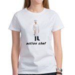Action Chef Women's T-Shirt