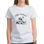Alla Salute Women's T-Shirt