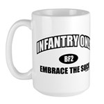 Live life in the hard lane. Infantry Only gamers in Battlefield 2 know to embrace the suck.