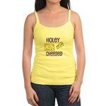 Holey Cheeses! Jr. Spaghetti Tank