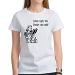 Blonde Can Cook Women's T-Shirt