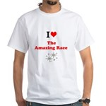 I Love the Amazing Race T-Shirt