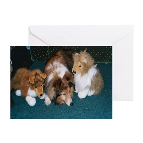 - Best Friends Friends Greeting Cards Pk of 10 by CafePress