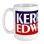 Kerry-Edwards 2004 Large Mug