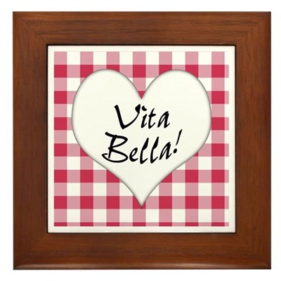 Vita Bella Kitchen Sign