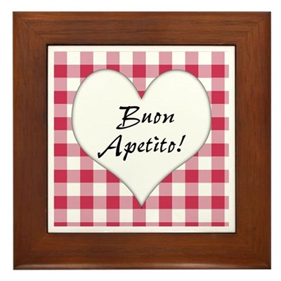 Buon Apetito Kitchen Sign
