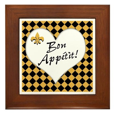 Bon Apetite Kitchen Sign