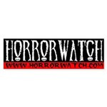 Horrorwatch Bumpersticker