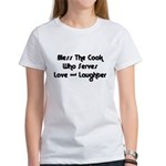 Bless The Cook Women's T-Shirt