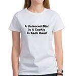 Balanced Diet Women's T-Shirt