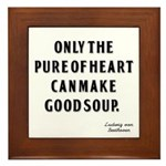 Good Soup Plaque