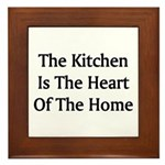 Kitchen Saying Plaque