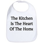 Kitchen Saying Bib