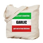 Garlic Lover Tote Bag