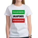 Jalapeno Lover Women's T-Shirt