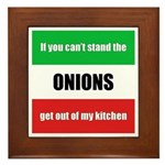 Onion Lover Plaque