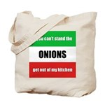 Onion Lover Tote Bag