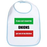 Onion Lover Bib