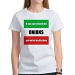Onion Lover Women's T-Shirt