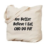 Cho Do Fu Tote Bag
