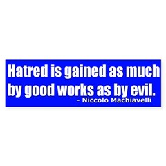 Machiavelli Quote
