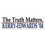 Kerry-Edwards 2004: The Truth Matters.