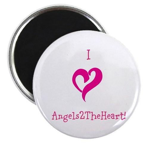 10 Pack of our Angel Bear magnets  2.25 Magnet 10 pack by CafePress