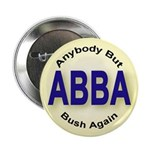 Anybody But Bush Again Button (10 pack)