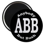 Anybody But Bush Magnet (100 pack)