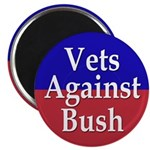 Vets Against Bush Magnet