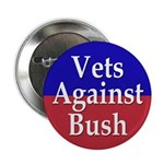Vets Against Bush Button