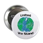 United We Stand Earth Button (100 pack)