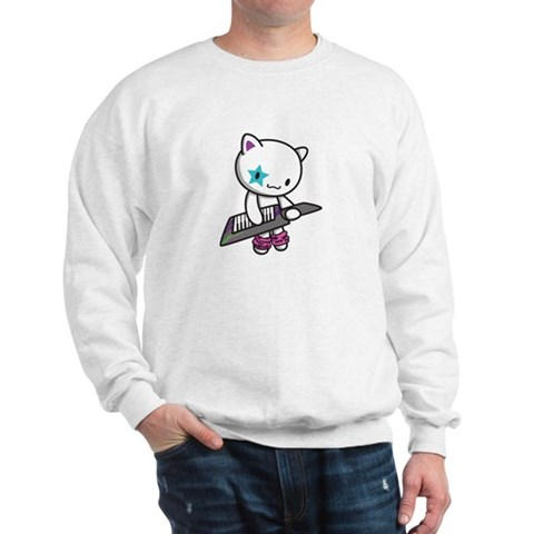 Product Image of 80s Kitty Sweatshirt