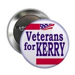 Veterans for Kerry Button (100 pack)