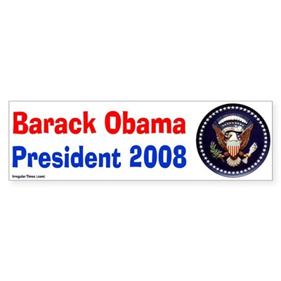 Barack Obama Presidential Seal 2012