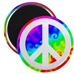 Groovy Peace Magnet (100 pack)