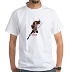Lady Sif White T-Shirt