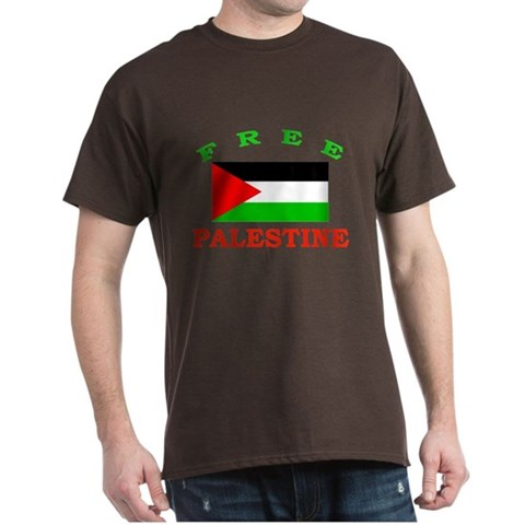 Product Image of Free Palestine dark shirt