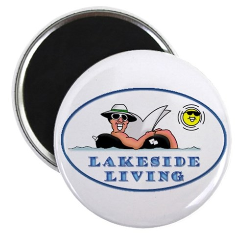2.25 Magnet 10 pack by CafePress