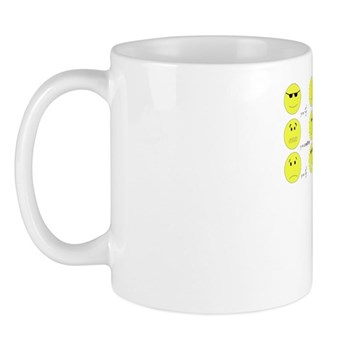 How do I feel today mug | Gifts For A Geek | Geek T-Shirts
