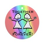 Together Forever Lesbian T-shirts and Gifts
