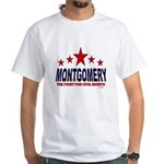 Montgomery The Fight For Civil Right White T-Shirt