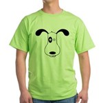 A Dog Named Spot Green T-Shirt