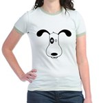 A Dog Named Spot Jr. Ringer T-Shirt