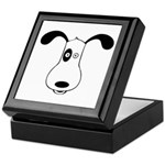 A Dog Named Spot Keepsake Box