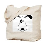 A Dog Named Spot Tote Bag