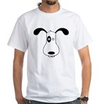 A Dog Named Spot White T-Shirt