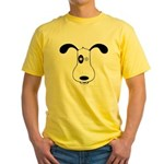 A Dog Named Spot Yellow T-Shirt
