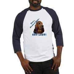 Bloodhound Lovers Baseball Jersey