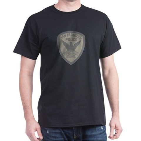 Product Image of SFPD SWAT Dark T-Shirt
